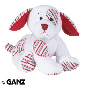 Peppermint Puppy Webkinz