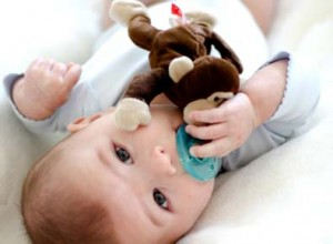 This little monkey is perfect for your little monkey!