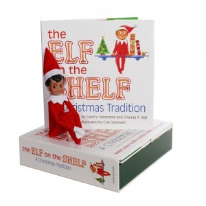 Get your kids excited for the Christmas season with Elf on a Shelf!