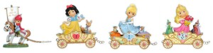 Precious Moments Figurines Birthday Train
