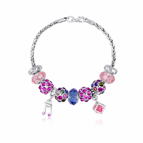 DaVinci Bead and Charm Bracelet | CoppinsGifts.com