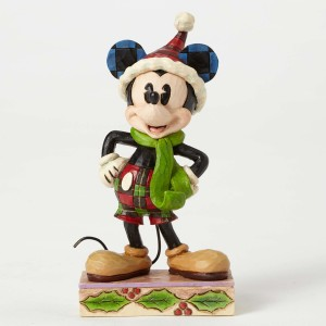 Disney Traditions Merry Mickey | CoppinsGifts.com