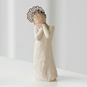 Willow Tree Angel Love Figurine | CoppinsGifts.com