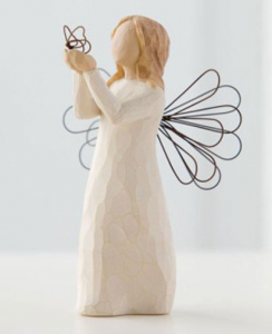 Willow Tree Angel with Butterfly   CoppinsGifts.com