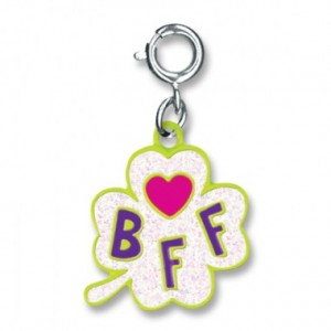 BFF Shamrock Charm It! Charm | CoppinsGifts.com